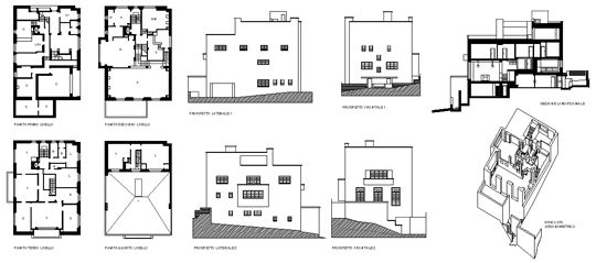Pin by adrianne j rgensen on stories architecture villa for Autocad arredi