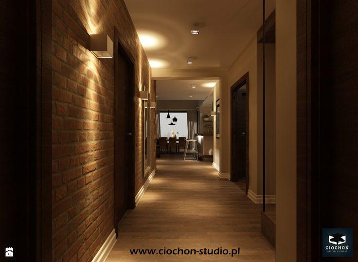 Hol / Przedpokój styl Nowoczesny - zdjęcie od Ciochoń - Studio - Hol / Przedpokój - Styl Nowoczesny - Ciochoń - Studio