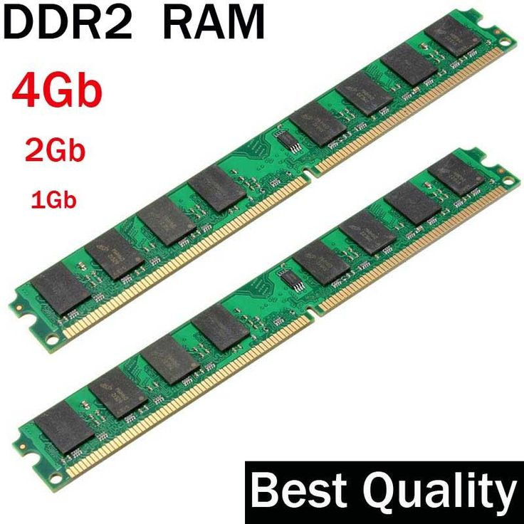 [Visit to Buy] DDR2 4Gb 2Gb 1Gb DDR2 RAM 800 667 533 Mhz / suit for all Intel and AMD desktop / memoria 2 gb ddr2 ram  single / ddr 2 memory #Advertisement
