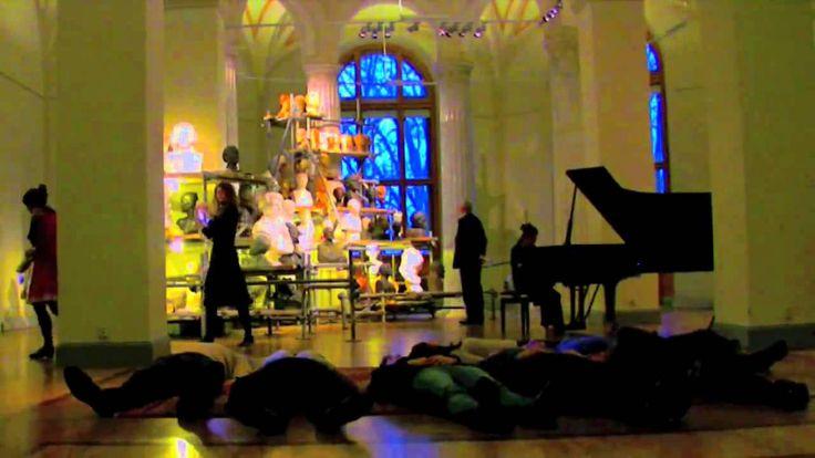 """YDP """"Symphony of a Missing Room""""  [DEUTSCH] Young Directors Project 2011 Lundahl & Seitl """"Symphony of a Missing Room"""" London Großbritannien/Stockholm Schweden Das Londoner Künstlerduo Lundahl & Seitl lädt seine Besucher während einer Führung durch das Salzburger Museum der Moderne zu einer gemeinschaftlichen doch sehr persönlichen Reise durch die Ausstellungsräume ein. """"Symphonie eines fehlenden Raums"""" wurde von mehreren europäischen Museen für den Zeitraum zwischen 2010 und 2012 in Auftrag…"""