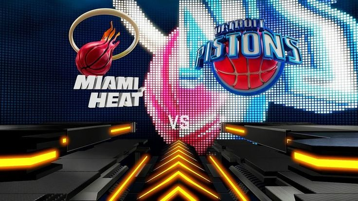 ((LIVE NBA)) Miami Heats vs Detroit Piston NBA 2017 LIVE - LIVE TV STREAM