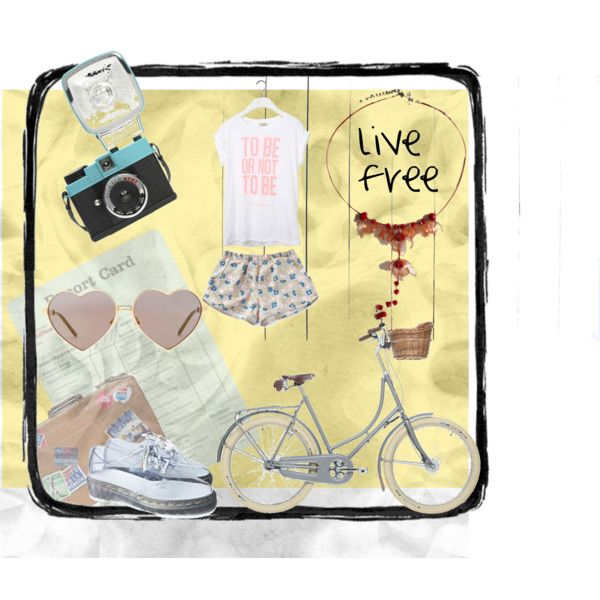 live free by christina-pavlopoulou on Polyvore featuring Pull&Bear, Dr. Martens and Wildfox