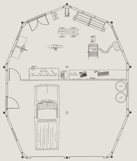 Best 20+ Prefab garage kits ideas on Pinterest   Prefab garages ...