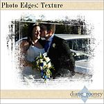 Texture Photo Edges By Diane Rooney