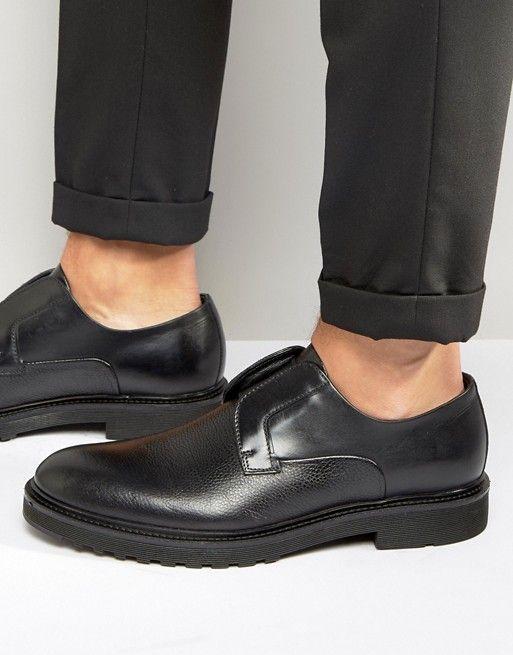 ASOS - Hugo Boss Elastice Derby Shoes - $132
