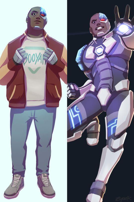 Cyborg <3