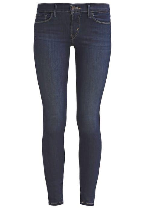 Köp  Levi's® 710 INNOVATION SUPER SKINNY - Jeans Skinny Fit - deep end för 759,00 kr (2017-05-18) fraktfritt på Zalando.se