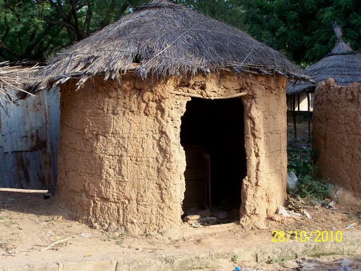 Image result for nigeria hut 1800