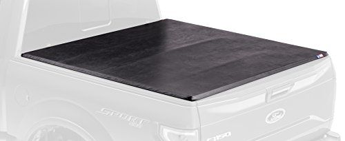American Tonneau Company 66110 Soft Tri-fold Tonneau Cover:   The American Tonneau Soft Tri-fold is a stylish, high quality truck bed cover packed with great features. Beyond its good looks, this Tri-Fold is incredibly simple to use and takes only a few minutes to install. Best of all, its proudly engineered and assembled in the USA! We back every Soft Tri-Fold tonneau with our Limited Lifetime Warranty on the tarp and hardware components.