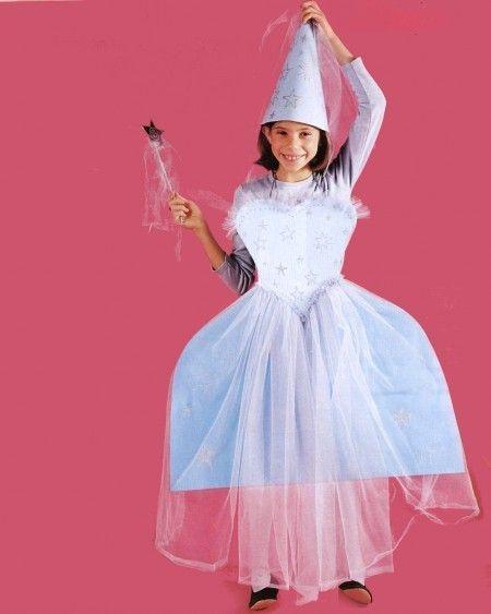Vestiti di carnevale fai da te: come realizzare il costume da fatina | PourFemme