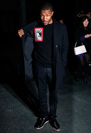 frank ocean's five best outfits asos boys don't cry album