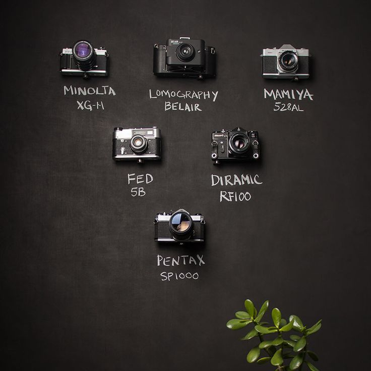 HANGIE is a new minimalist mount that lets you elegantly display your cameras on…