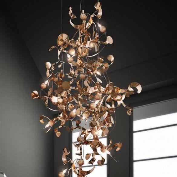 Brand van Egmond KELP SINGLE Pendelleuchte. Modern chandelier, contemporary chandelier, decorative lighting exclusive pendant lighting #