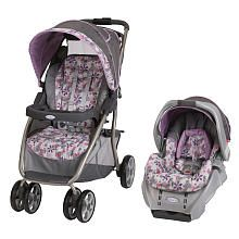 Graco Dynamo Quot Adaline Quot Gray Seat Grey Stroller Amp Purple