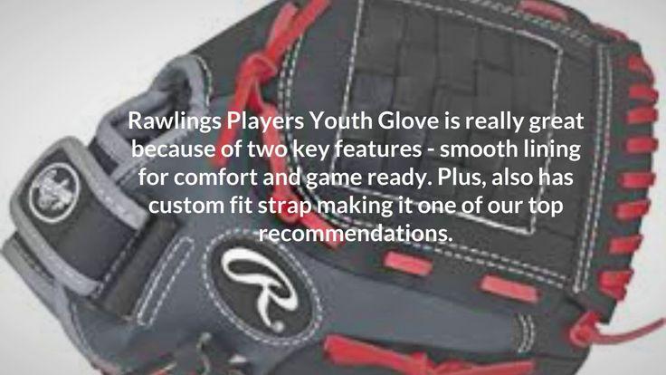 Top Youth Baseball Gloves