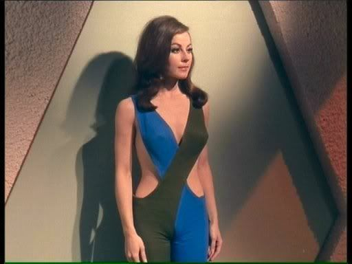 star trek girl android-costume by Bill Theis