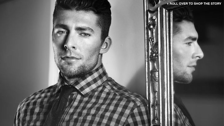 Joffrey Lupul | Toronto Maple Leafs Star Style: Suits, Dress Shirts and Shoes | View the whole Style Story at GOTSTYLE.CA