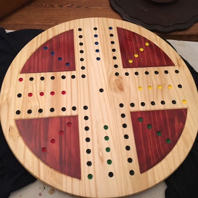 Keith's Multi-Purpose Game Board - The Wood Whisperer