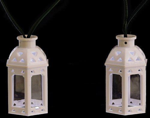 Smart Solar Mini diseño marroquí, 16luces LED   Uso: Sólo para uso en exteriores   http://comprarlinternaled.com/carga/solar/smart-solar-1060830rd-linternas-de-exterior/