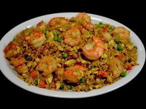 ARROZ FRITO CHINO TRES DELICIAS - recetas de cocina faciles rapidas y economicas de hacer - YouTube