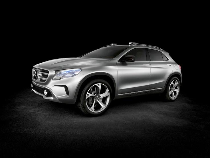 19 best mercedes benz concept gla images on pinterest for Mercedes benz new haven