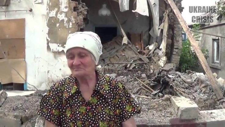 Памяти погибших от рук украинских фашистов