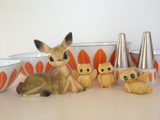 Bambi, owls and Lotus