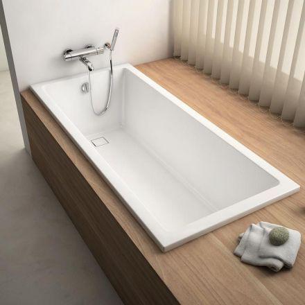 les 25 meilleures id es concernant baignoire rectangulaire. Black Bedroom Furniture Sets. Home Design Ideas