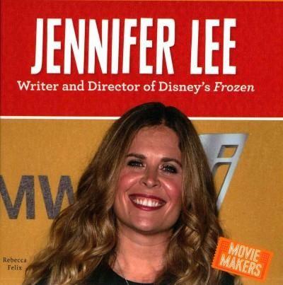 Jennifer Lee: Writer and Director of Disney's Frozen
