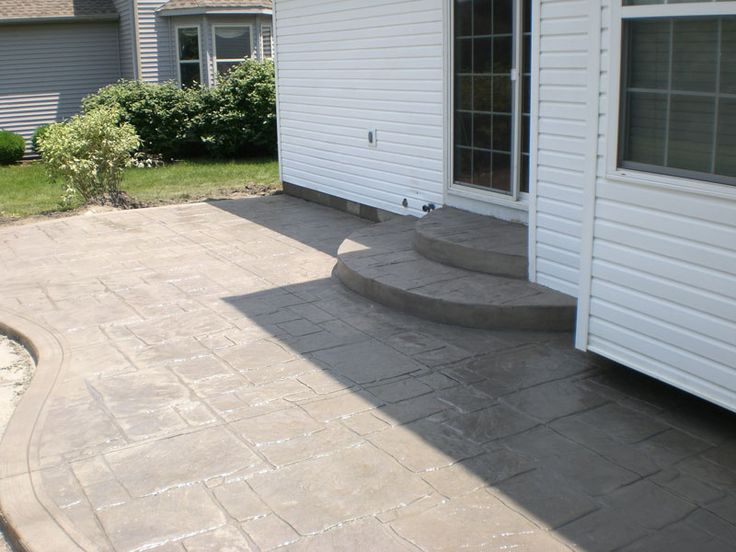 35 best images about patio surfaces on Pinterest ... on Patio Surfaces Ideas id=27224