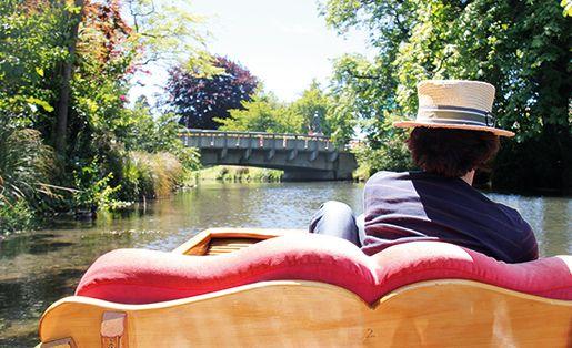 Vacations & Travel Magazine - Rekindling Christchurch