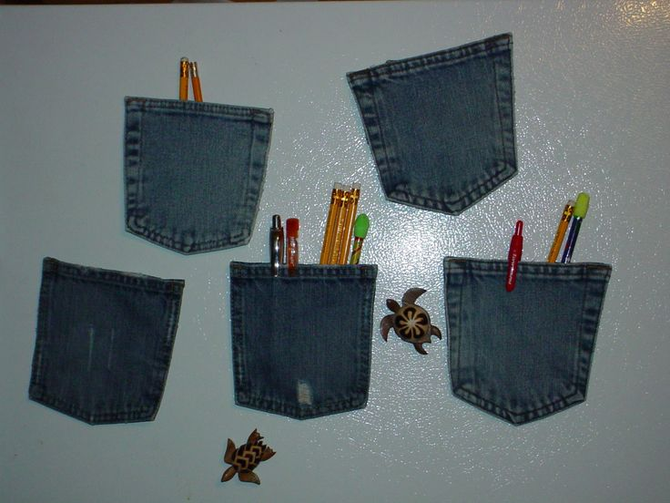 Recycled+Jeans+Crafts | ... old denim i always tell people if the jeans are reusable give them to