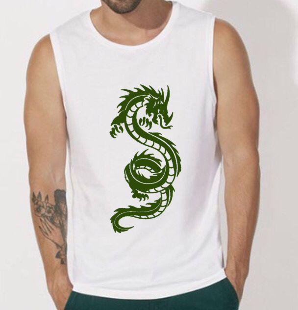 Mens sleeveless shirts 'Surfs'