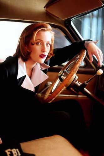 Gillian Anderson (The X-Files)
