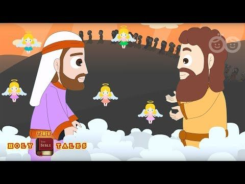 The Last Supper I Stories of Jesus I Animated Children's Bible Stories| Holy Tales Bible Stories - YouTube
