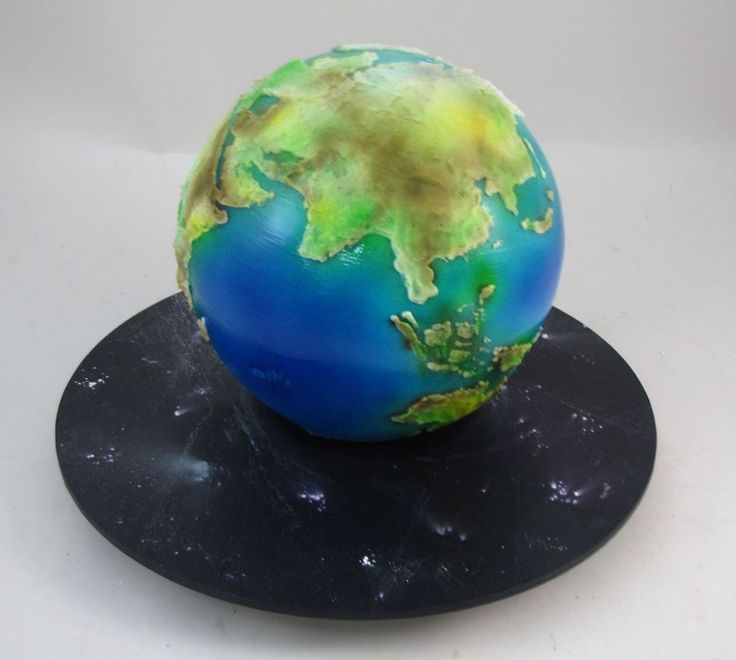 Planet Cake Class | Globe | Novelty 103