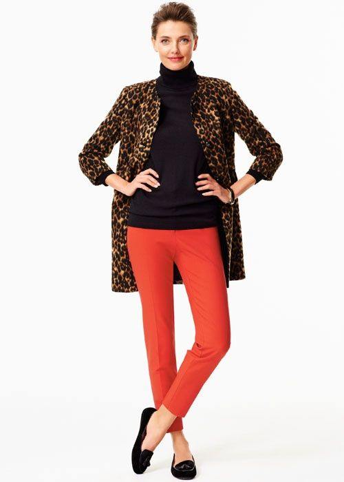 Ohhh, I will be buying this in the fall! Talbots lookbook. 467M0113_051