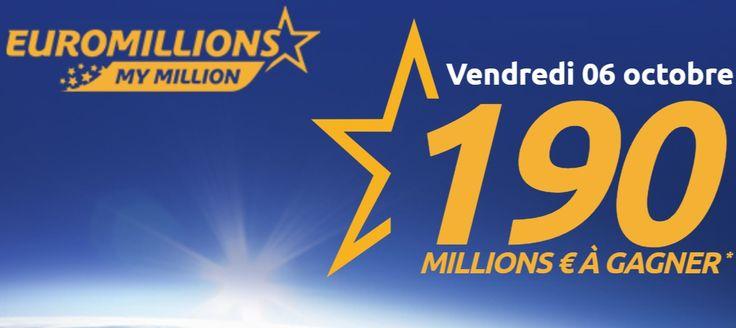 Euromillions : un jackpot de 190 Millions d'Euros quels gadgets pourriez-vous vous payer ?