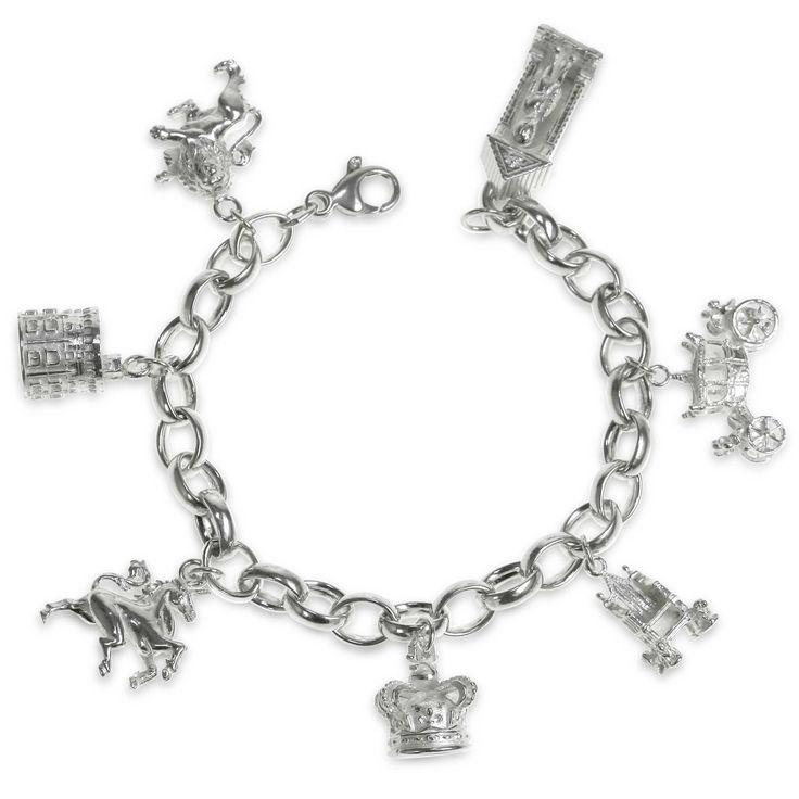 Silver Charm Bracelet Royal Collection Trust Shop