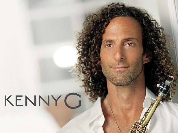 The Curliest Sax Man- Kenny G | The 10 Most Epic Sax Men Of Our Time