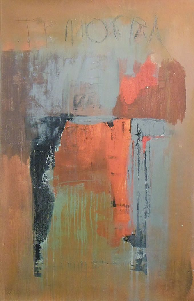 orange 2015 | mixed media | markise 108 x 70 cm