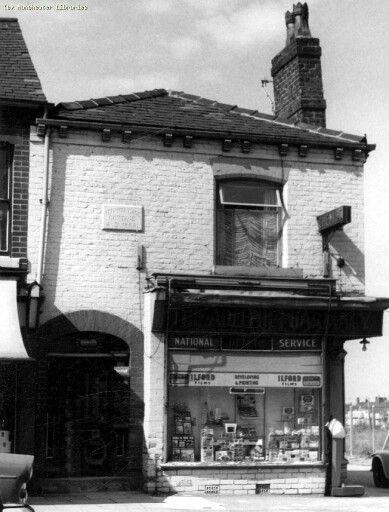 Moston, Kenyon Lane, (Kenyon Lane Cottage 1885) 1969