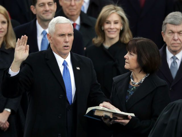 Karen Pence: Mike Pence's wife is his 'gut check and shield' - TheIndyChannel.com Indianapolis, IN