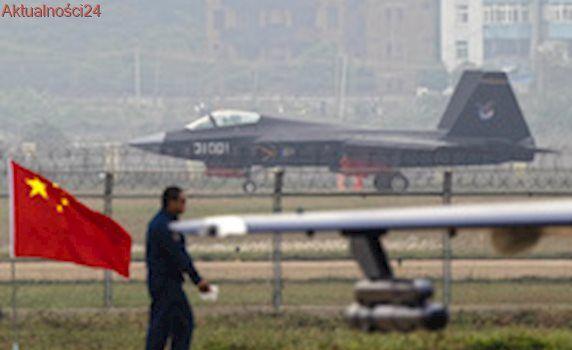 Chińskie myśliwce przechwyciły amerykański samolot rozpoznawczy