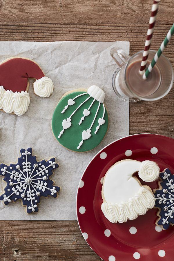 How To Make Traditional Christmas Biscuits Christmas Christmas