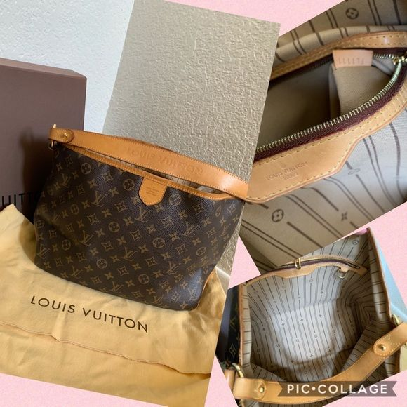 Louis Vuitton Delightful Pm Delightful Pm Sorry I Do Not Have Receipt It Is A Louis Vuitton Delightful Delightful Pm Louis Vuitton Louis Vuitton Bag Neverfull