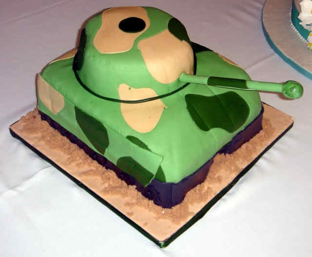 36 best images about military birthday party on pinterest for Army cake decoration