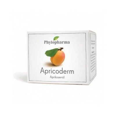 Balm which contains apricot oil, beeswax, and vitamin E