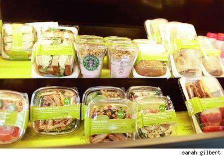 starbucks lunch menu - Google Search