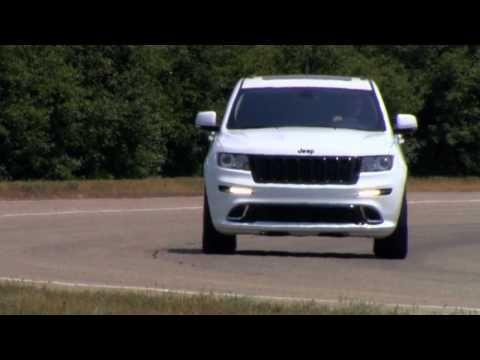 2013 Jeep Grand Cherokee SRT8 Alpine Edition